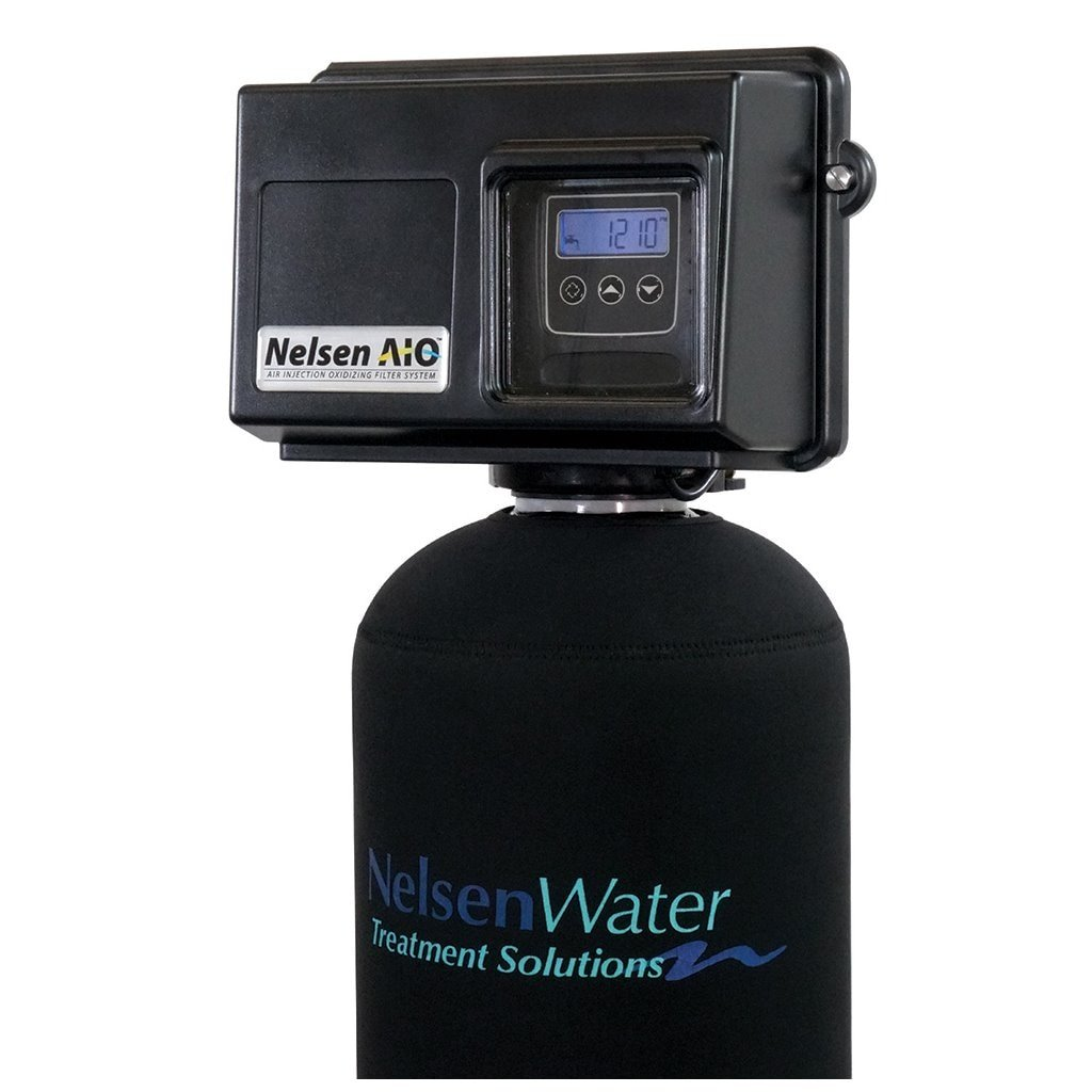 Nelsen Water Filtration System installed by Carolina Well & Pump